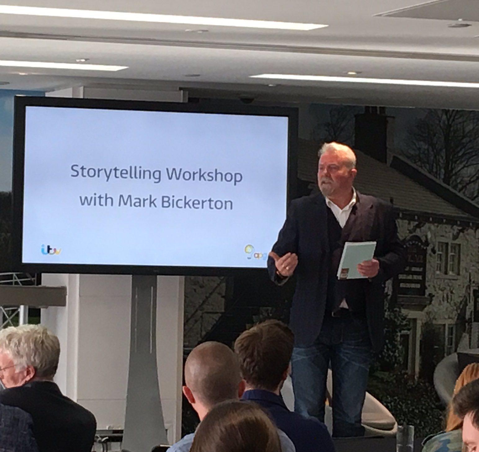 Mark Bickerton